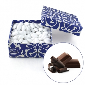 Dragees white chocolate, 1 kg - Confetti