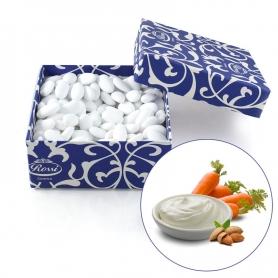 Dragées recouvert de chocolat fin - yogourt et carottes, 1 kg