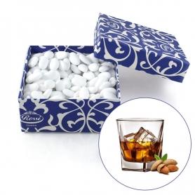 Gezuckerte Mandeln mit feiner Schokolade bedeckt - Rhum, 1 kg - Confetti