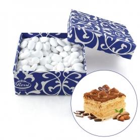 Confetti alla mandorla ricoperta di finissimo cioccolato - Tiramisù, 1 kg