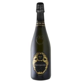 Fratelli Berlucchi - Spumante Brut Franciacorta Millesimato '09, l. 0,75 3 Flaschen Fall.