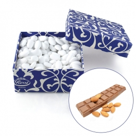 Confetti chocolate and almonds, 1 kg