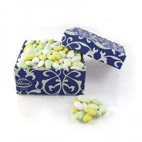 Confetti alla mandorla sfumature di Verde, 1 kg