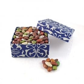 Gezuckerte Mandeln verschiedenen Farben, 1 kg