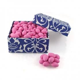 Confetti alla mandorla gusto Lampone, 1 kg - Caramelle, Confetti e Liquirizie