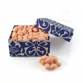 Peach almond flavored confetti, 1 kg