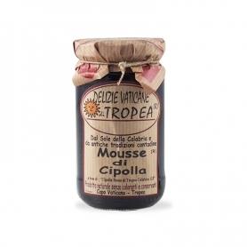 Mousse oignon, 180 gr - Delights Vatican Tropea