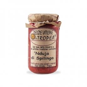 Nduja de Spilsby, 180 gr. - Délices du Vatican Tropea