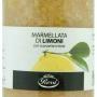 Lemon Marmalade mit gehackten schälen, 330 gr - Rossi
