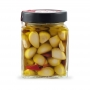 Spicchi di aglio piccanti, 280 gr - Fattoria Sila