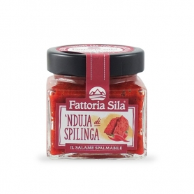 'Nduja of Spilinga, 180 gr. - Farm Sila