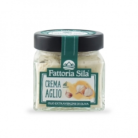 Garlic Cream, 180 gr - Sila Farm