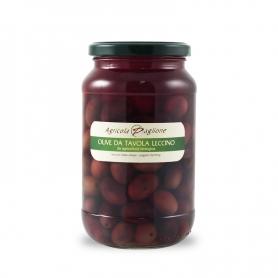 Les olives de table Leccino, 300 gr - Agricola Paglione