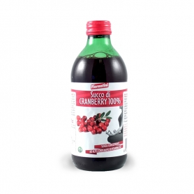 Cranberry juice 100%, 330 ml - Florentines
