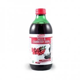 Succo di Cranberry 100% Bio,  330 ml - Fiorentini