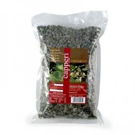 Salt capers, 1 kg bag - Size 7