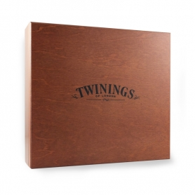 Wooden box for 120 filters - Twinings
