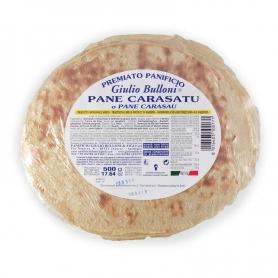 Carasau bread, 500 gr - Awarded Artisan Giulio Bulloni Bakery