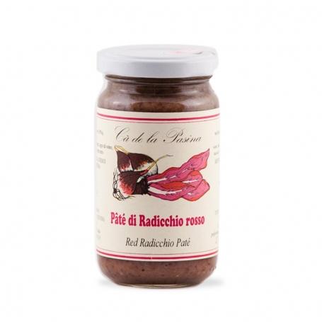 Red Radicchio Paté - Ca' della Pasina