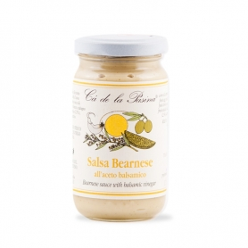 Salsa Bearnese Balsamico, 175 gr - Ca 'de la Pasina