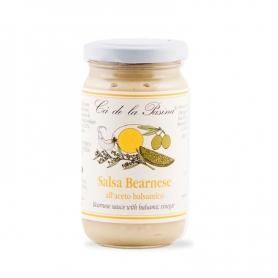 Salsa Bearnese all'aceto balsamico, 175 gr - Ca' de la Pasina