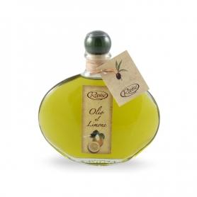 Condimento al Limone a base di olio extra vergina di oliva, 200 ml - Ranise