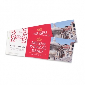 Genoa For You - 2 reduced tickets for Royal Palace Museum