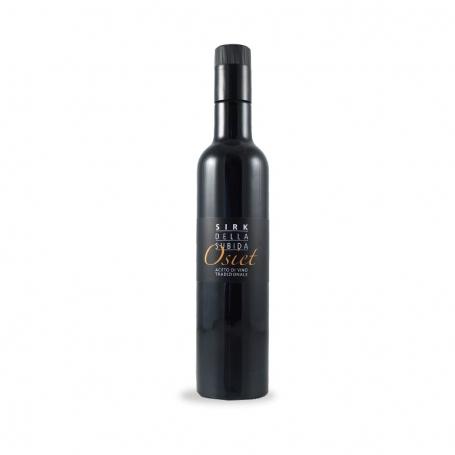 """Traditional wine vinegar """"Osiet"""", l. 0.50 - Az. Sirk della Subida"""