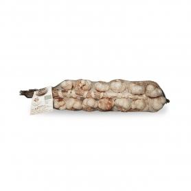 Organische Vessalico Knoblauch, bleibt bis 13 Köpfe - Größe 30/40