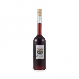 Liqueur Mirto Bio, 500 ml - The garden of the simple