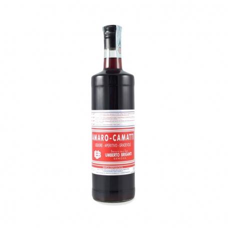 Amaro Camatti, 1l. - Amari e Liquori