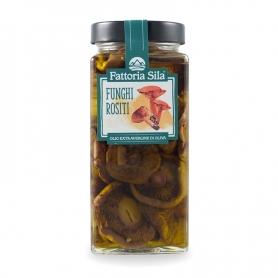 Funghi rositi, 500 gr - Fattoria Sila