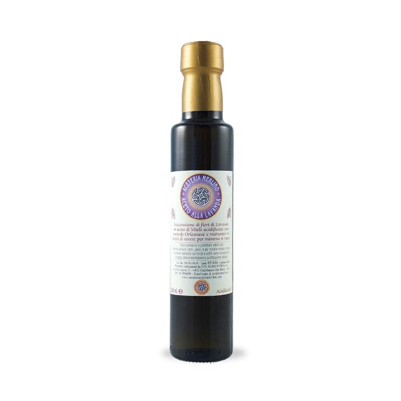 Aceto di Miele alla Lavanda, l. 0.25 - Aceteria Merlino