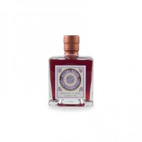 Aceto di Barbera Superiore d'Asti affinato 12 anni, confezione regalo, l. 0.25 - Aceteria Merlino