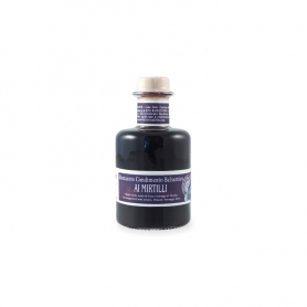 Flavored balsamique Myrtille, 200 ml - Aceteria Merlino