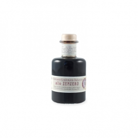 Condimento Balsamico aromatizzato allo Zenzero, 200 ml - Aceteria Merlino