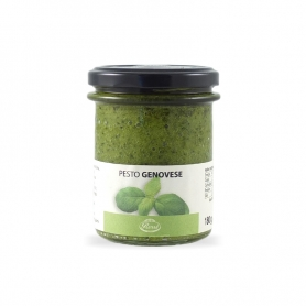 The Genoese pesto Rossi - glass jar 180 gr