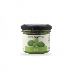 The Genoese pesto Rossi - Glass jar 85 gr