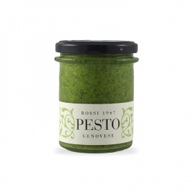 Fresh Genoese Pesto Rossi - glass jar 180 gr