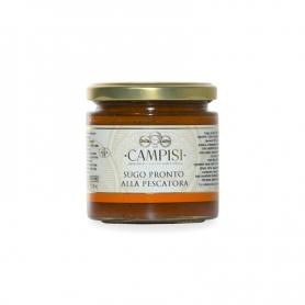 Sauce prête aux fruits de mer, 220 gr - Campisi