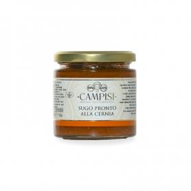 Gravy mit Grouper, 200 gr - Unternehmen Campisi