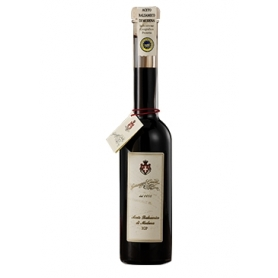 "Balsamic Vinegar of Modena PGI ""Luigi"", vinegar ""2 gold medals"", 250 ml - Acetaia Giuseppe Giusti"