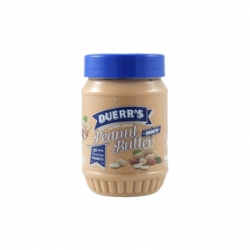 Smooth - Peanut Cream, 340 gr - Duerr's