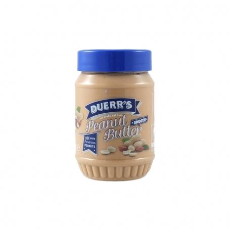 Smooth - Peanut Cream, 340 gr - Duerr's