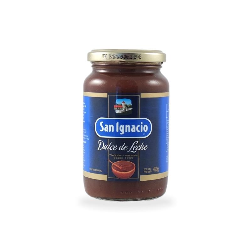 Dulce de leche, 450 gr - San Ignacio
