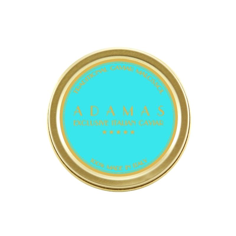 Caviale Malossol Aqua ADAMAS® - 10 gr