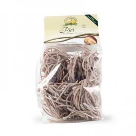 Pici artigianali al fungo porcino, 500 gr - Italiana Natura