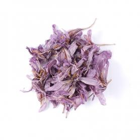 Fleurs comestibles séchées safran BIO, 10 g - Ghinghinelli