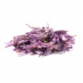 Dried Vegetable Saffron Flowers BIO, 10 gr - Ghinghinelli