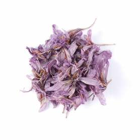 Dried Vegetable Saffron Flowers BIO, 6 gr - Ghinghinelli